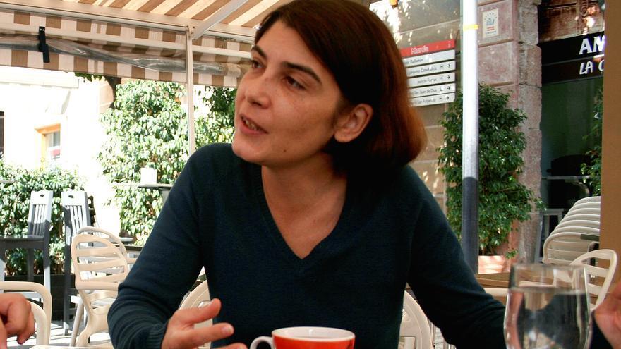"""Magdalena Martínez: """"Sin que la gente lo entienda, lo que va a hacer la gente es buscar un líder e ir detrás a votarle"""""""