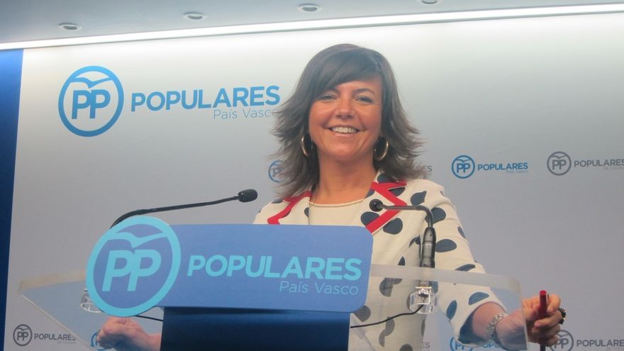 Llanos (PP) confirma que Alfonso Alonso será el candidato del PP a lehendakari en las autonómicas de 2016