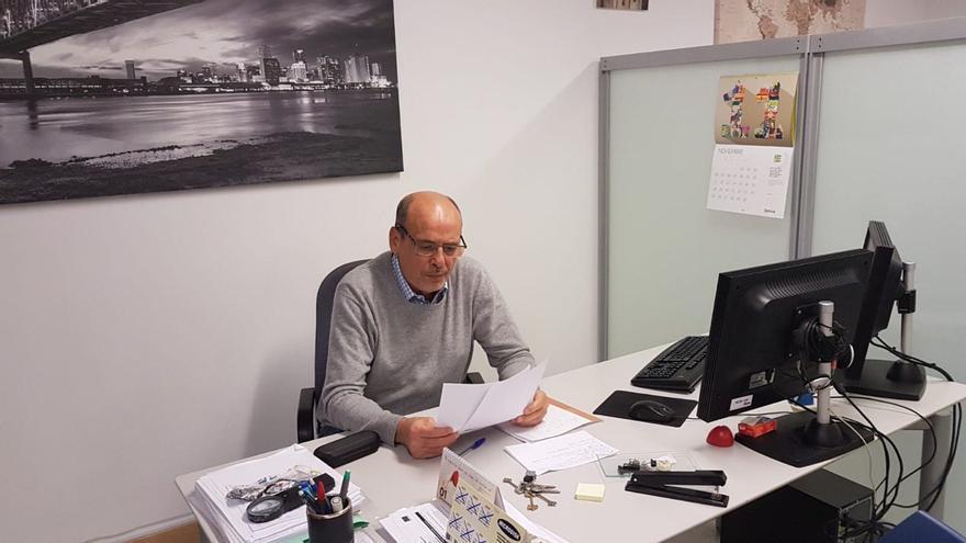 El director del centro de estudios Kuma, Chicho Mayoral.