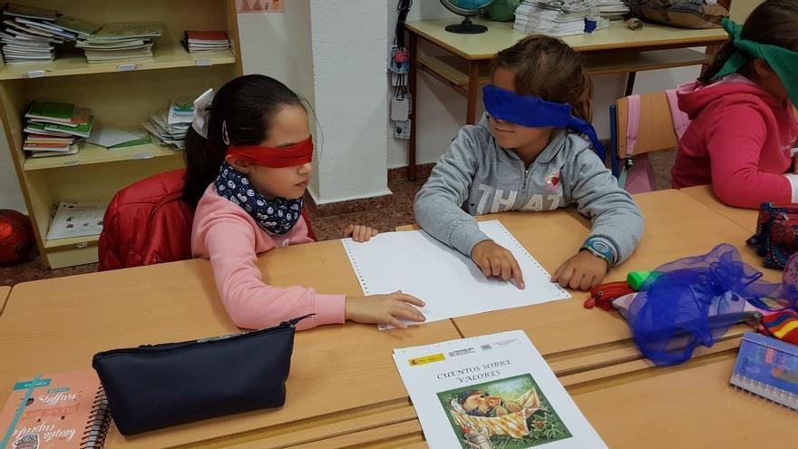 """Más de 2.700 estudiantes y casi 60 docentes de Cantabria reinventan una """"escuela para tod@s"""""""