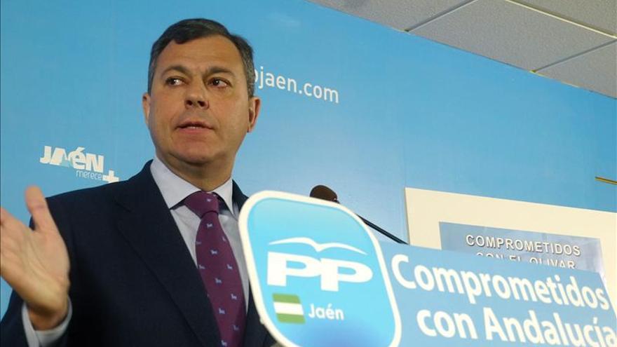 Sanz descarta un congreso del PP andaluz para elegir candidato antes de fin año