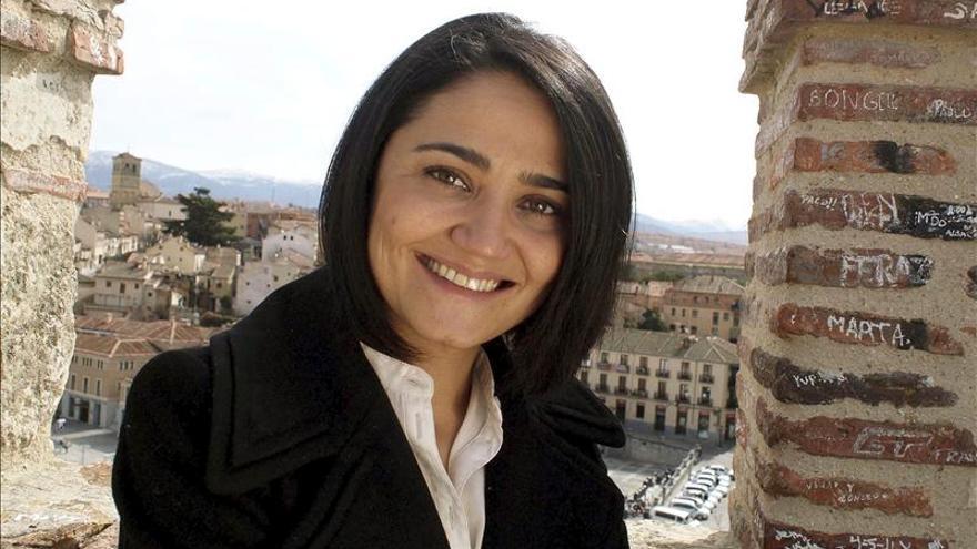 La periodista y escritora Mayte Carrasco. |