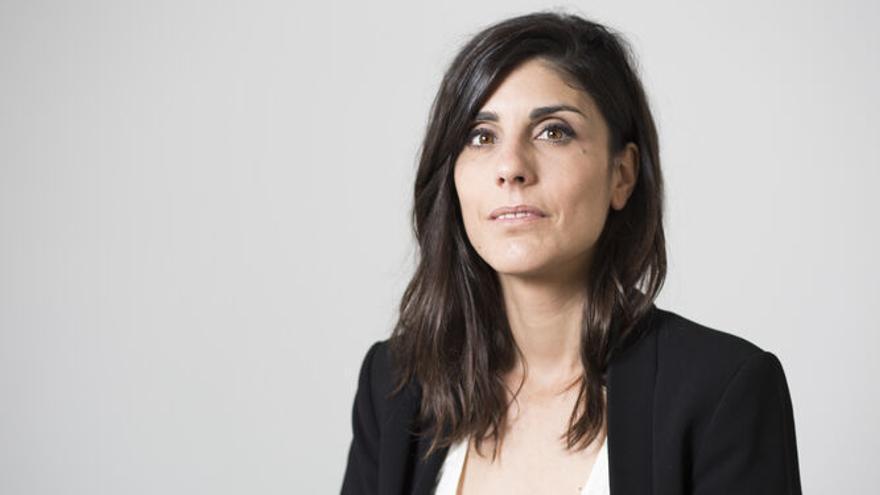 La redactora jefa de Sociedad de eldiario.es, Raquel Ejerique.