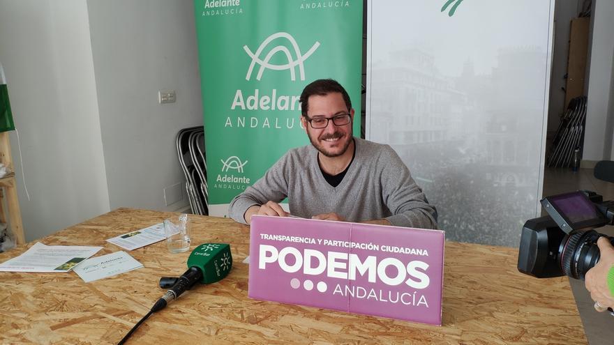 Adelante pide a PP y Vox que paren el derribo de 120 chabolas en El Ejido (Almería) hasta realojar a sus 250 moradores