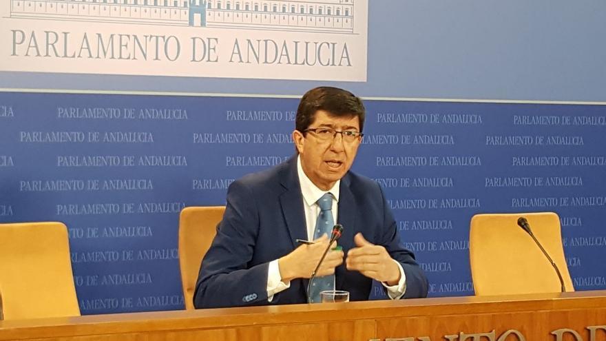 """Cs reclamará a la Junta que aclare si está """"pagando o no"""" defensa de exaltos cargos en el caso ERE"""