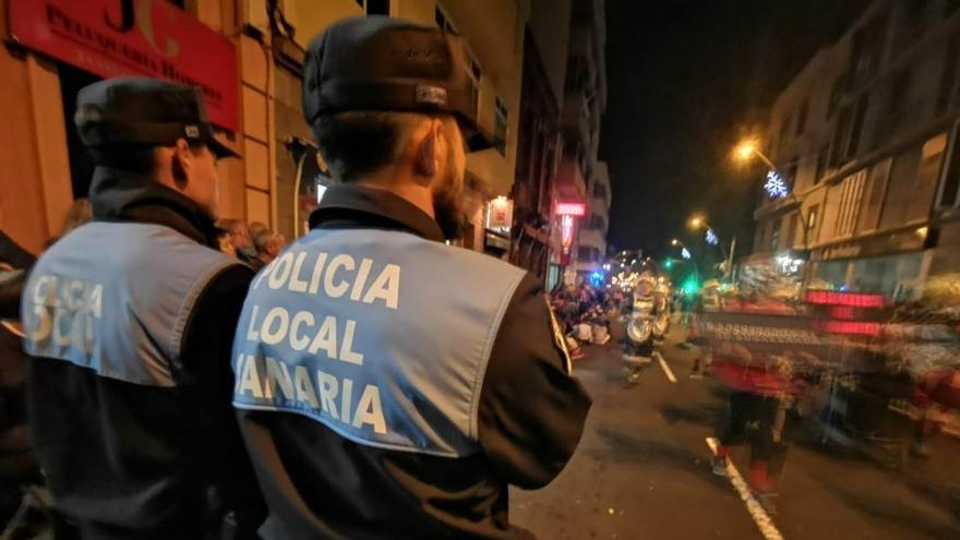 Detenido por un presunto caso de violencia machista en el carnaval de Tenerife