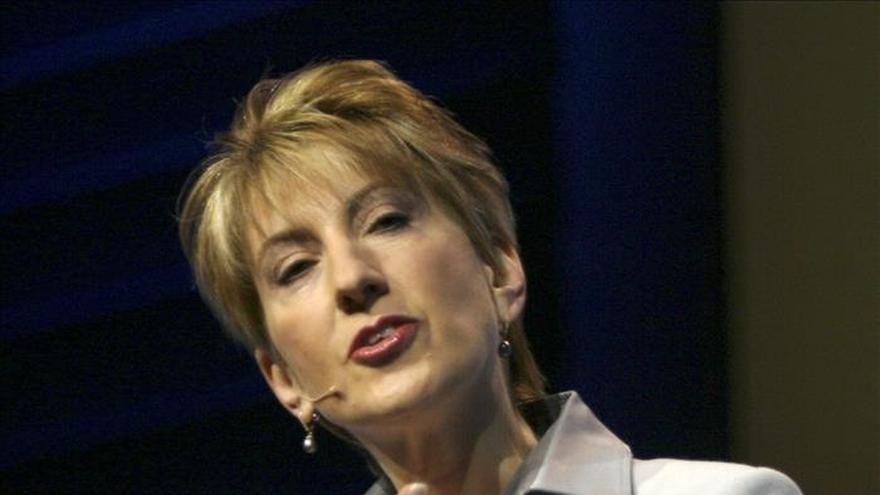 Carly Fiorina suspende su campaña por las primarias republicanas