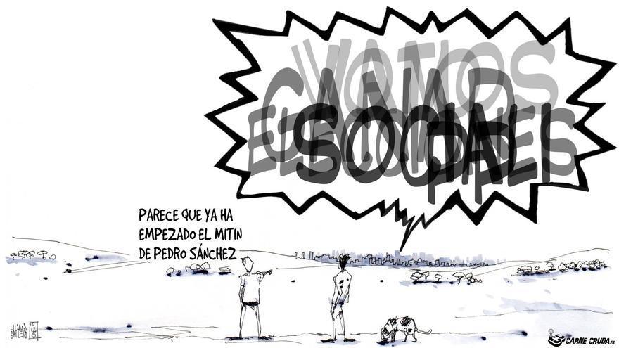 """""""Decibelios"""" Sánchez"""