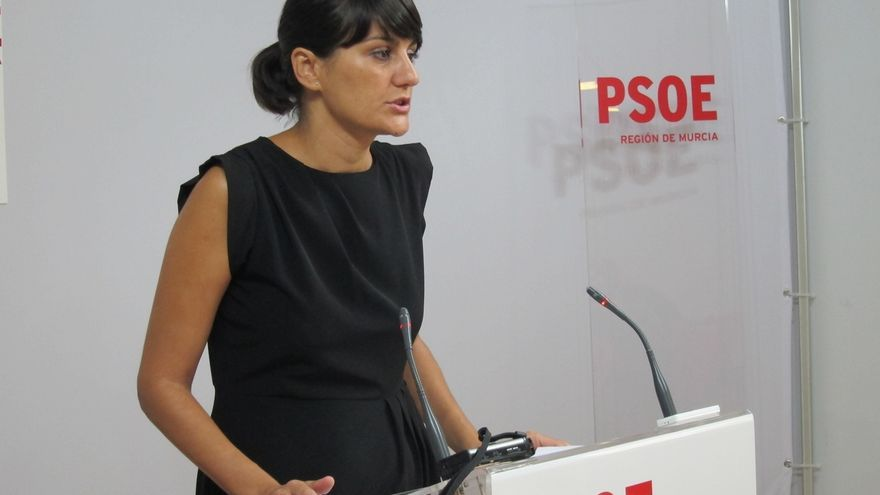 """Veracruz (PSOE) dice que colocar el referéndum en Cataluña como línea roja es un """"error garrafal"""" por parte de Podemos"""