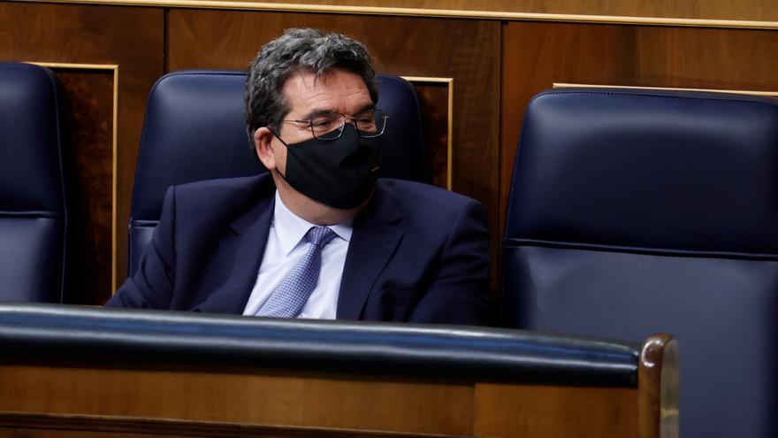 El ministro de Inclusión, Seguridad Social y Miraciones, José Luis Escrivá.