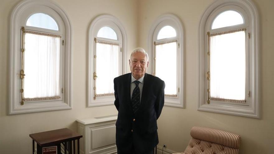 """Margallo: """"He entregado la cartera pero no la cabeza ni la pasión por España"""""""