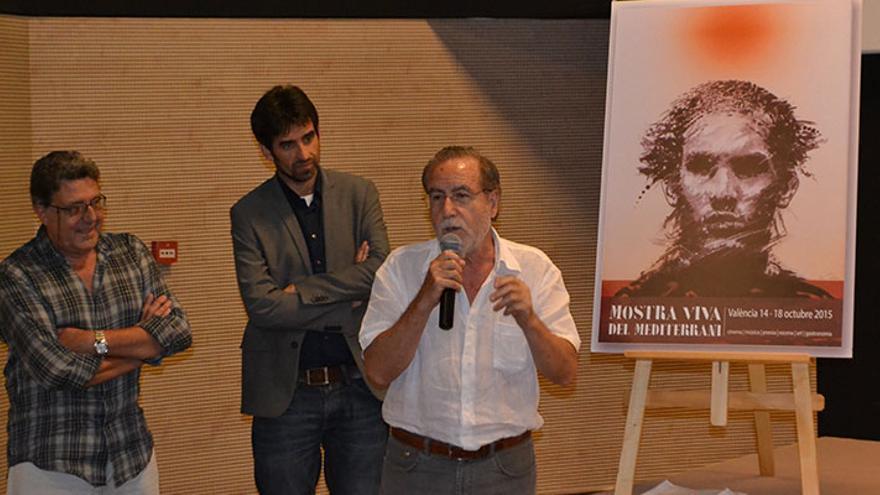 Imagen de la presentación de Mostra Viva