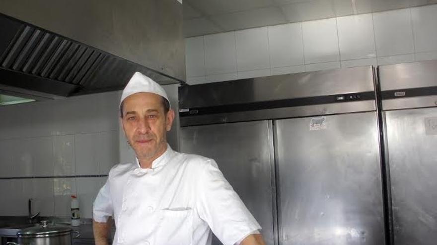 El cocinero manu s nchez impartir dos cursos para - Cursos cocina pamplona ...