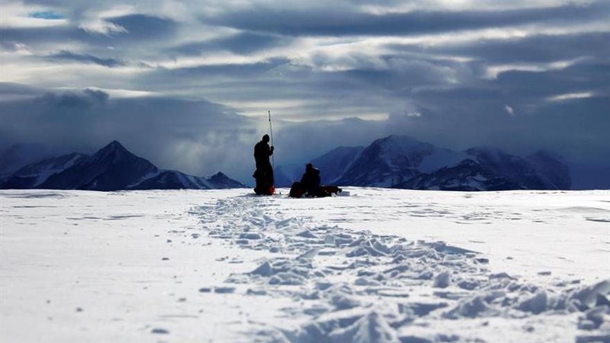 Comienza la primera expedición científica alrededor de la Antártida