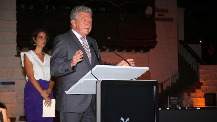 Pedro Quevedo, concejal de Turismo del Ayuntamiento de Las Palmas de Gran Canaria. (ALEJANDRO RAMOS)