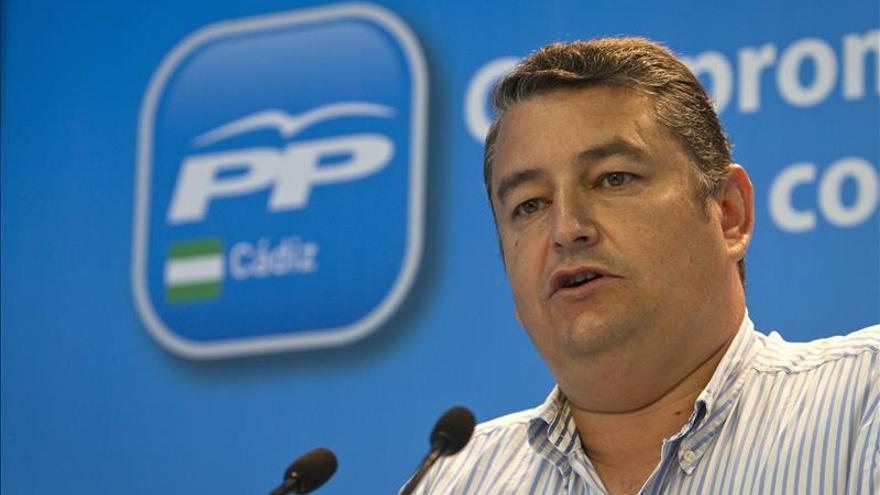 Antonio Sanz, nuevo delegado del Gobierno en Andalucía