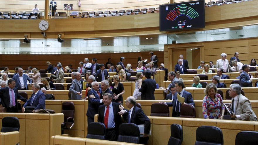 El Senado rechaza una moción para retirar la subida del IVA en la cultura