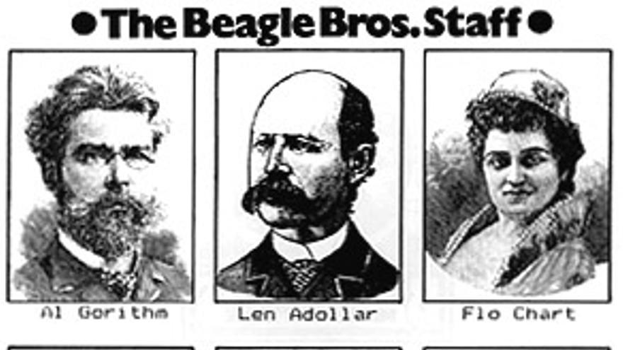 Los supuestos empleados de Beagle Bros