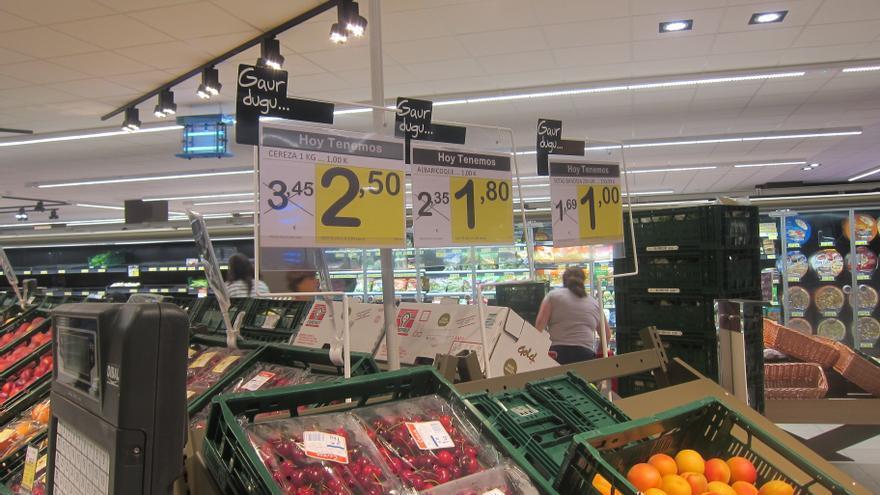 Eroski reduce su deuda en 1.200 millones de euros durante el periodo 2008-13