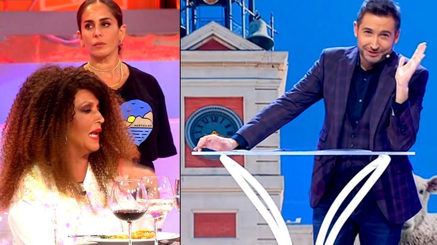 'La última cena' (15.8%) baja pero el estreno de 'Typical Spanish' (7.2%) no es un menú rival