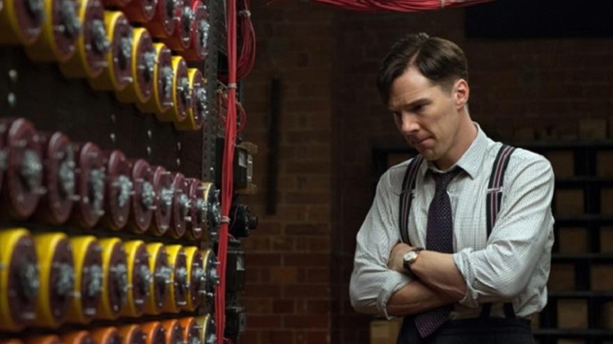 Escena de la película The Imitation Game, el biopic sobre Alan Turing lleva el nombre de su test