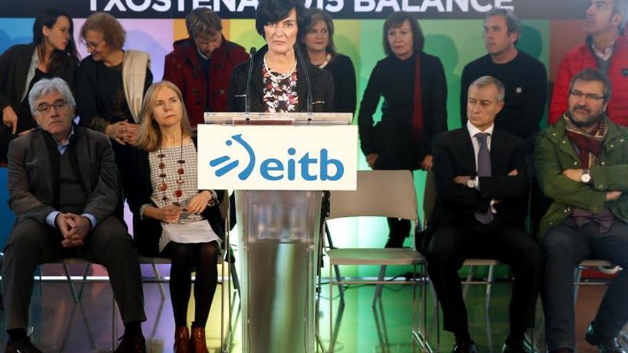 EiTB cesará el jueves sus emisiones en Navarra por el expediente del Ministerio