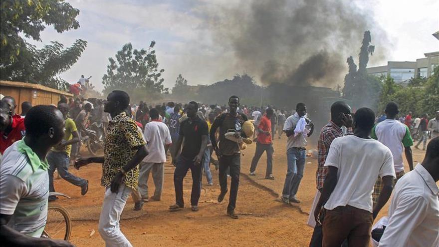 EE.UU. le pide al Ejército de Burkina Faso que ceda el poder a la autoridad civil