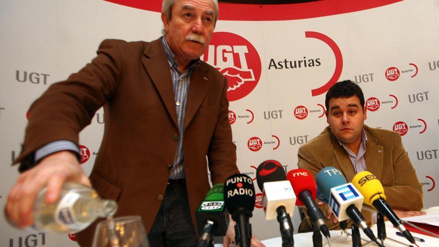 Justo Rodríguez Braga, exsecretario general de UGT Asturias.