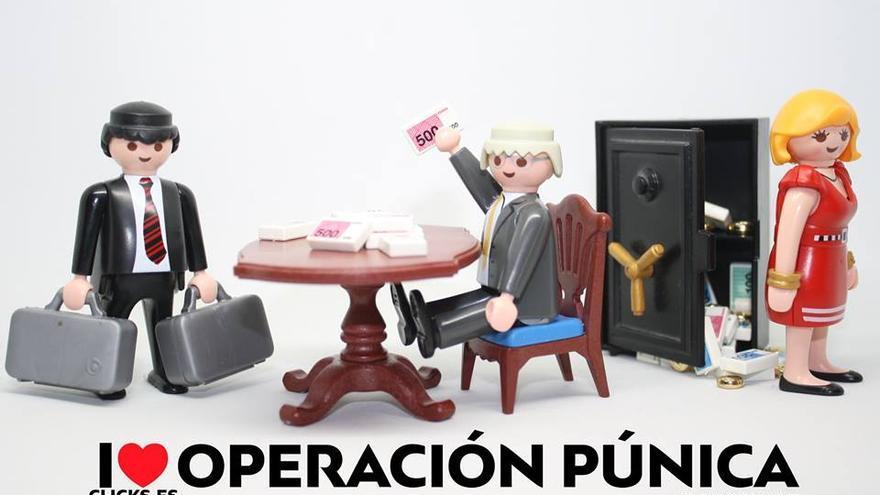 I love Operación Púnica
