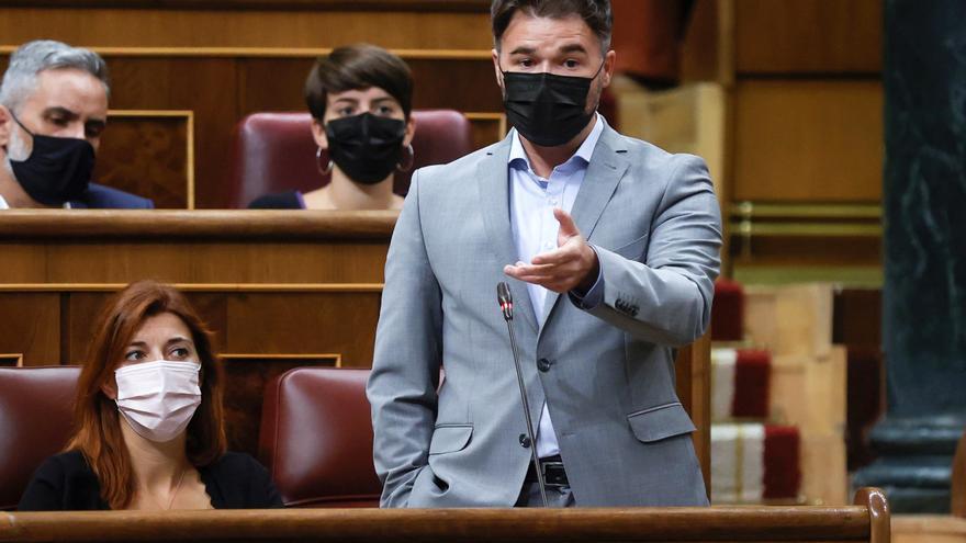 ERC avisa a Sánchez: si fracasa la mesa, el PP y Vox entrarán en la Moncloa