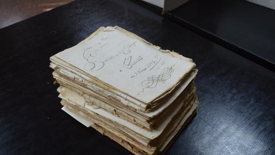 Manuscritos provenientes de la Cartuja de Vall de Crist.