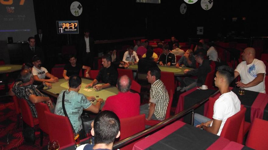 Open de Canarias de Póker.
