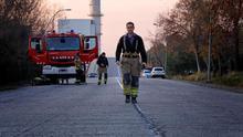 Muere una tercera víctima de la explosión en una empresa química de Tarragona