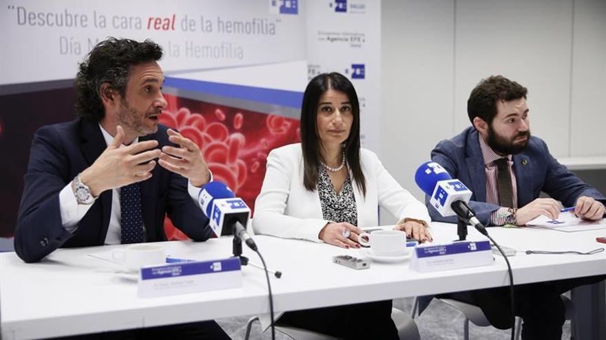 Hemofilia: El reto es mejorar la vida del paciente a la espera de terapia génica