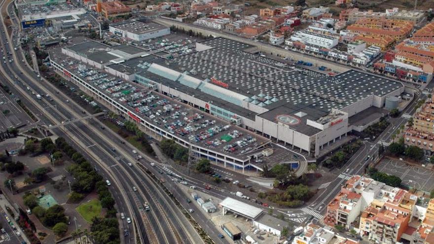 Centro comercial Alcampo-La Laguna