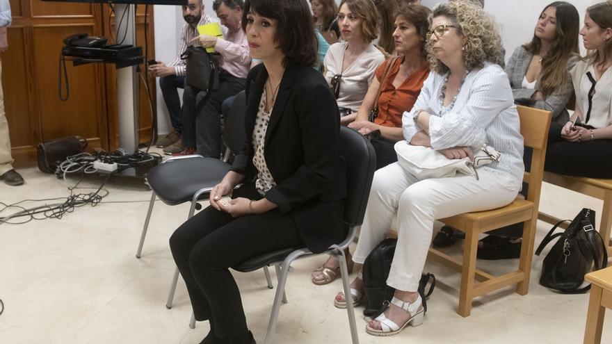"""Juana Rivas pide que los poderes públicos se """"hagan cargo"""" de sus hijos en vez de que vuelvan a Italia"""