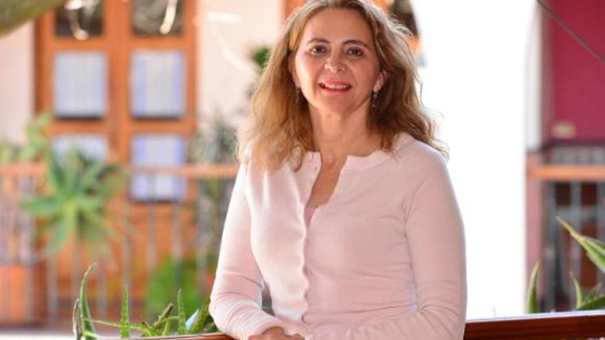 La antropóloga Rosío Córdova / Universidad de México