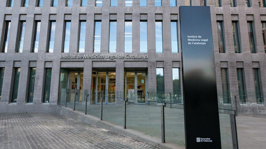 l'Institut de Medicina Legal i Ciències Forenses de Catalunya (IMLCFC)