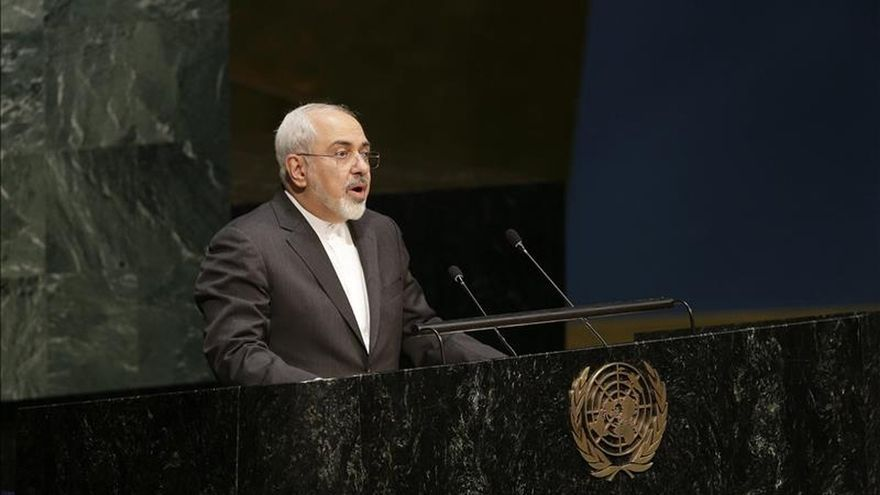 """Zarif afirma que el borrador de pacto nuclear entre Irán y el Grupo 5+1 """"avanza"""""""