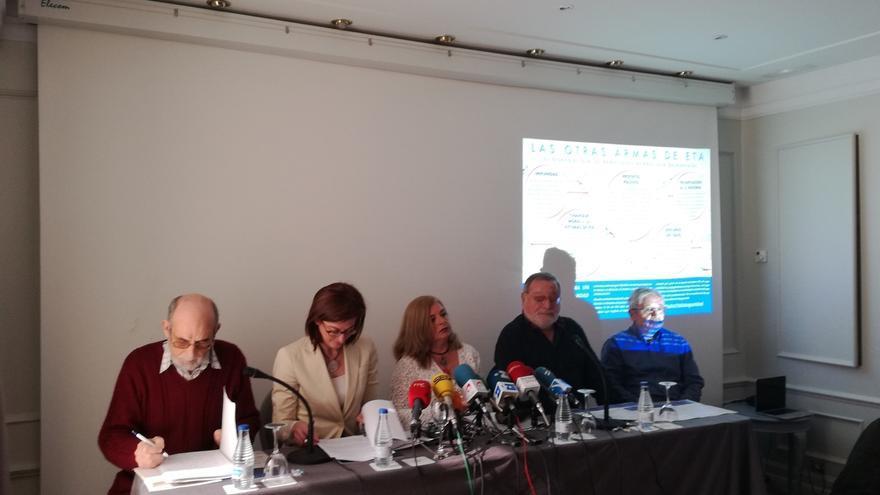 El manifiesto 'Por un fin de ETA sin impunidad' supera las 4.500 adhesiones en tan solo 48 horas
