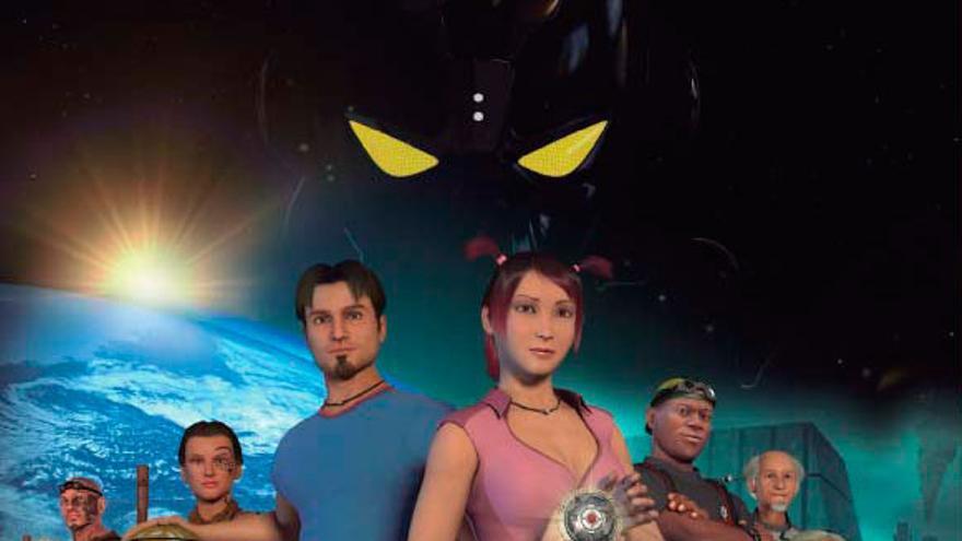 Hiroku: Defensores de Gaia