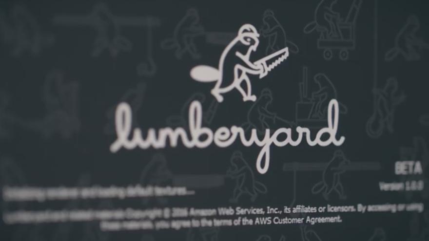 Luberyard motor gráfico Amazon