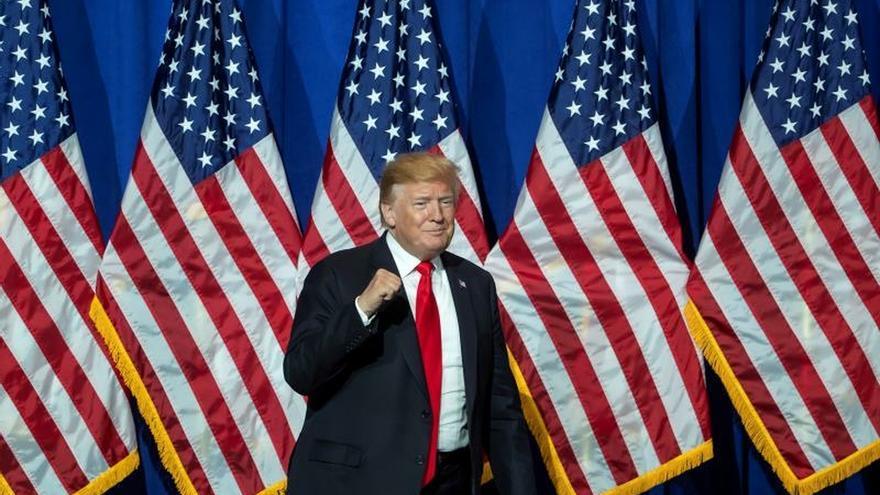 "Trump le dice a Irán que ""nunca"" vuelva a amenazar a EE.UU."