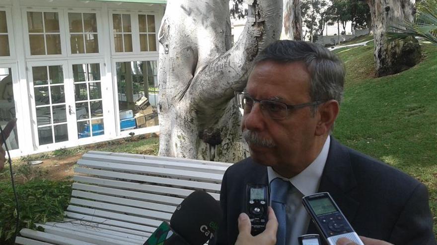 José Folgado, presidente de Red Eléctrica de España. (EUROPA PRESS)