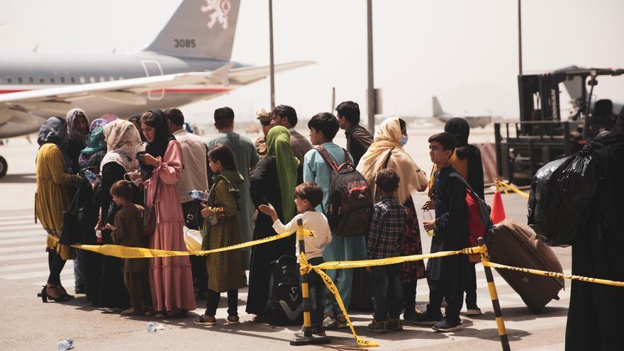 Estados Unidos evacuó a 3.000 personas de Kabul en las últimas 24 horas