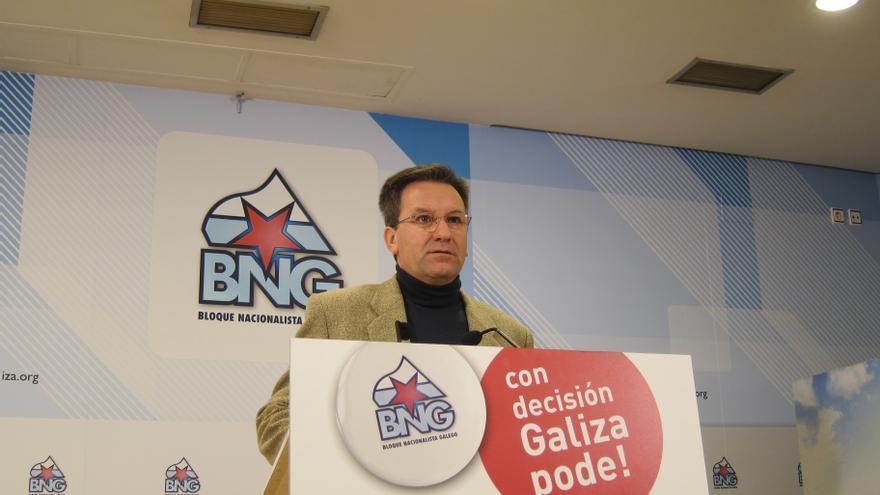 """El BNG pide un diálogo Galicia-Estado para una """"solución gallega"""" a NCG y se abre a aparcar por ahora la banca pública"""