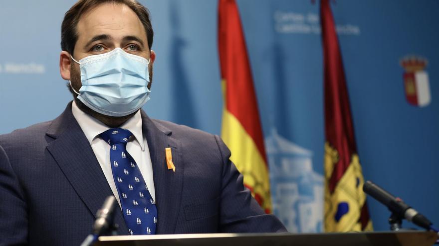 """El PP cree que es """"bochornoso y preocupante"""" que García-Page se """"alinee con las tesis"""" de Gabriel Rufián"""