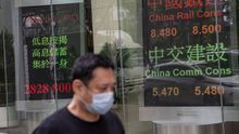 La Bolsa de Hong Kong cede un 1,01 % a la espera de la ley de seguridad en la ciudad