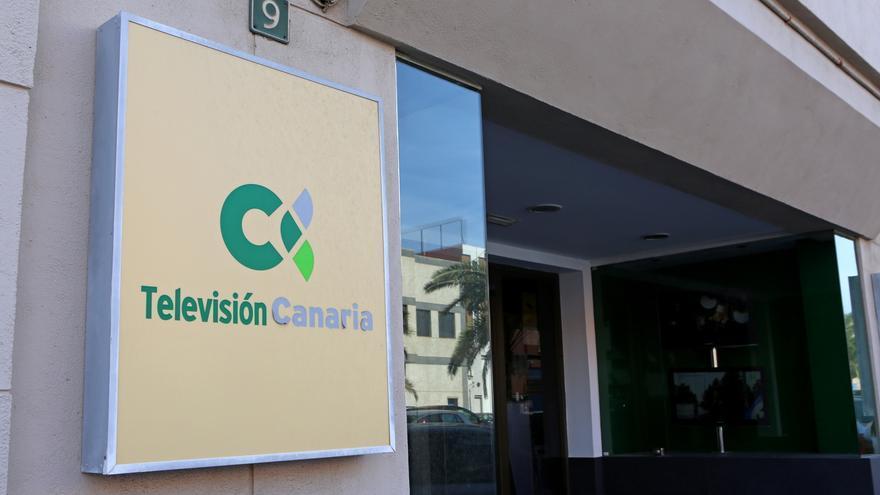 Instalaciones de la Televisión Canaria en Gran Canaria
