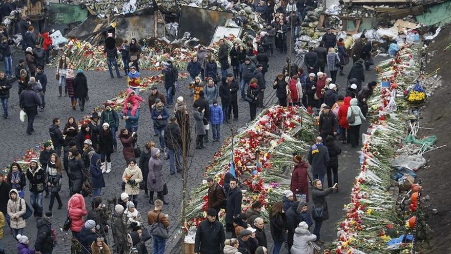 Ucrania denuncia a Rusia ante La Haya por anexión Crimea y ocupación Donbass